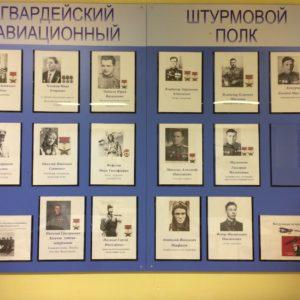 Герои 15 Гвардейского авиционного полка базировавшиеся в Агалатово